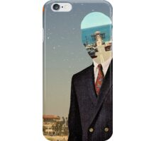 DRESS MAN iPhone Case/Skin