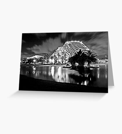 Burswood Casino - Western Australia  Greeting Card