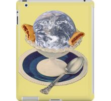 Earth Cream iPad Case/Skin