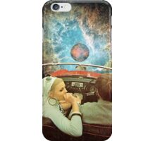 SPACE TRIP. iPhone Case/Skin