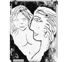 art handmade heart iPad Case/Skin