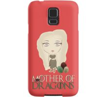 Game of Thrones: The Mother of Dragons Samsung Galaxy Case/Skin