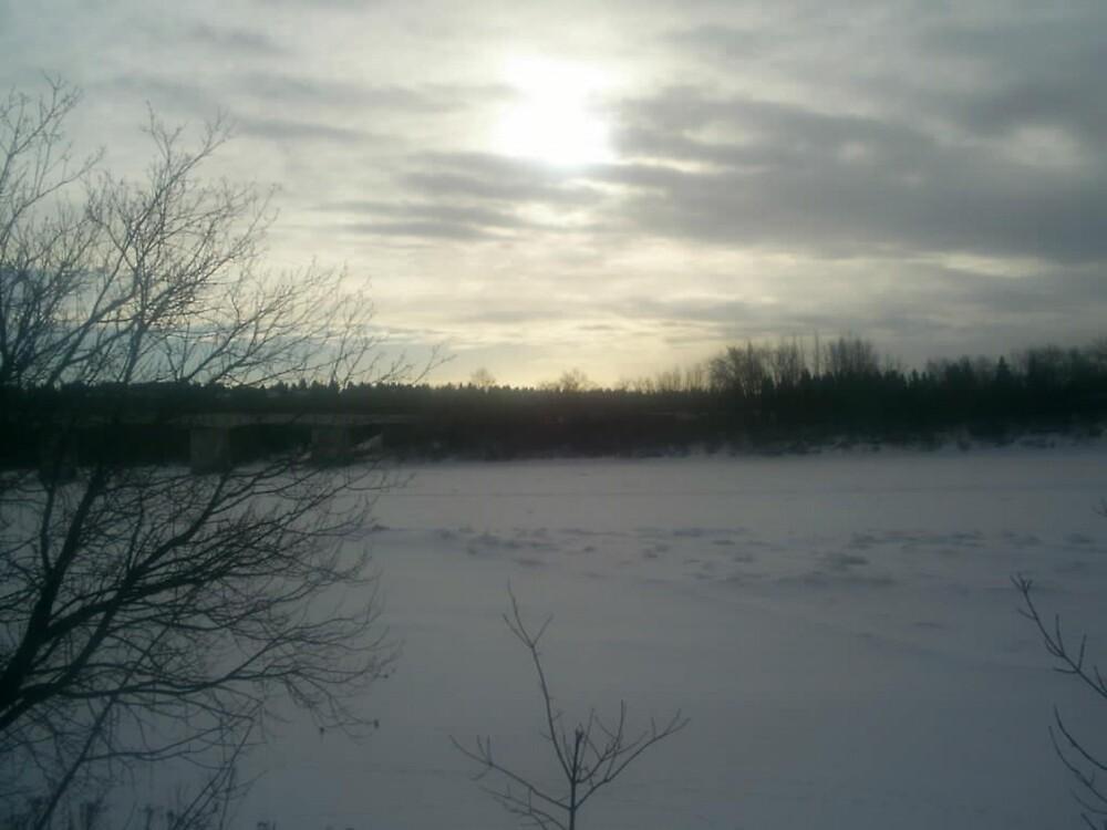 sunshie across the river by oilersfan11