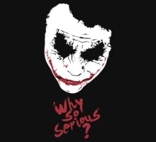 The Joker Why so serious T-Shirt