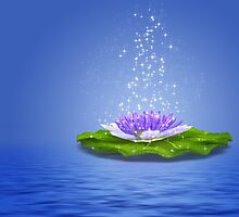 Water Lily 2 by AnnArtshock