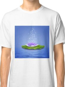 Water Lily 2 Classic T-Shirt