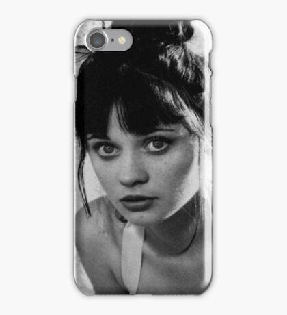Zooey Deschanel - New Girl iPhone Case/Skin