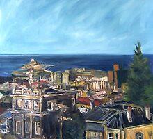 Obelisk View 2006 by Jenny82
