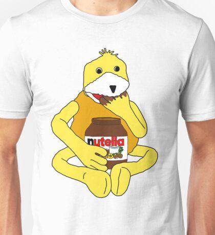 Flat E Nutella Therapy Unisex T-Shirt