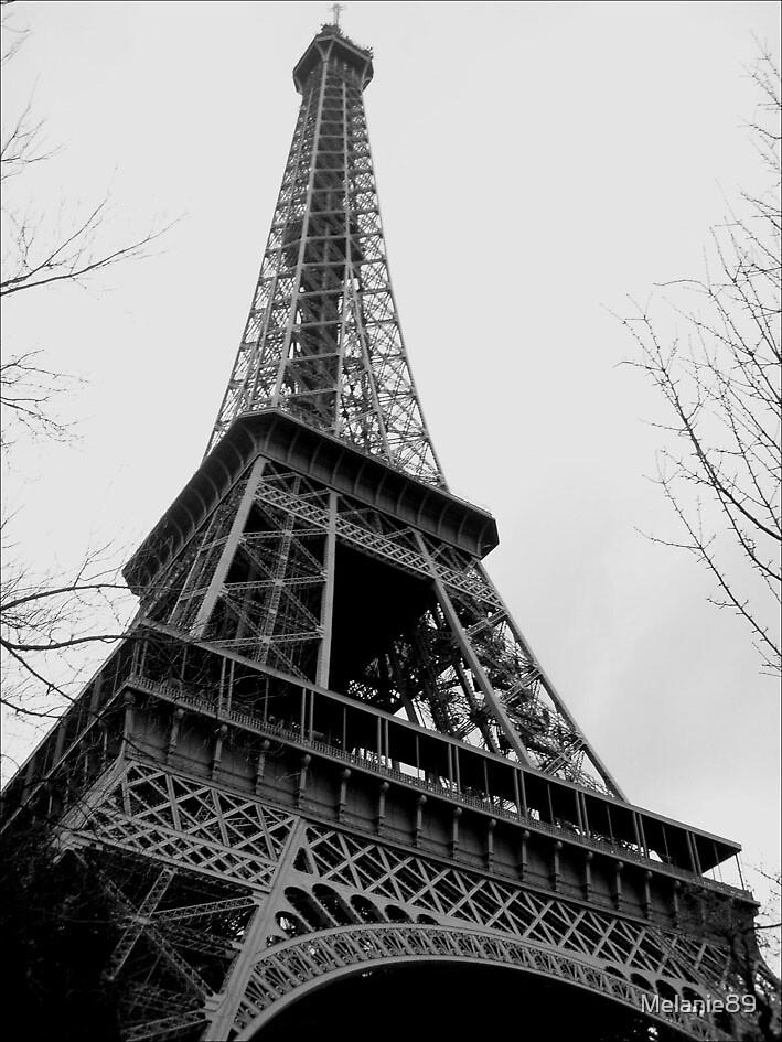 The Eiffel Tower by Melanie89
