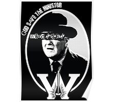 God Save the Minister Poster