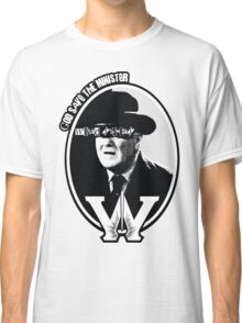 God Save the Minister Classic T-Shirt