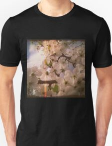 White Plum Blossoms 4 Unisex T-Shirt