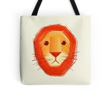 Sad lion Tote Bag