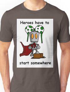 hero in the making Unisex T-Shirt