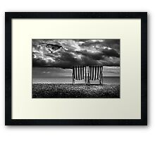 Front Row Seats Framed Print