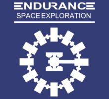 Interstellar – Endurance Space Exploration by movieshirt4you