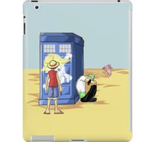A new going merry? iPad Case/Skin