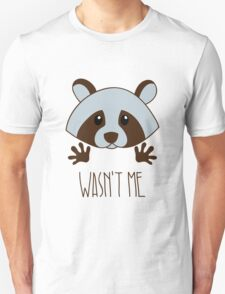 Little raccoon T-Shirt