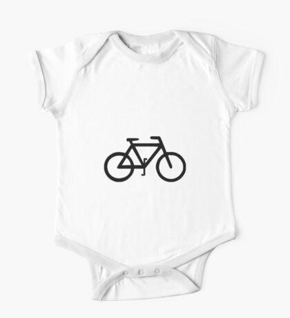 Bike Bicycle Cyclist Biker One Piece - Short Sleeve