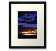 Cervantes Sunrise  Framed Print