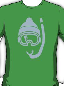 Snorkel deep powder snow T-Shirt