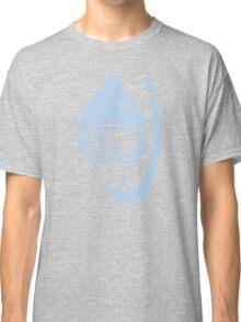 Snorkel deep powder snow Classic T-Shirt