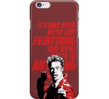 Tyler Durden Fight Club iPhone Case/Skin