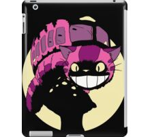 Tonari no Cheshire (black) iPad Case/Skin
