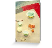Fruition Greeting Card