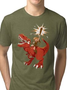 Link to the Past Tri-blend T-Shirt