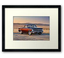 Holden EH Ute Framed Print