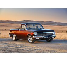 Holden EH Ute Photographic Print