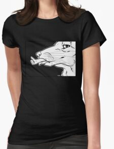 Prey Approved! Womens Fitted T-Shirt