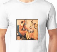 Attendent at the Rhodes Unisex T-Shirt