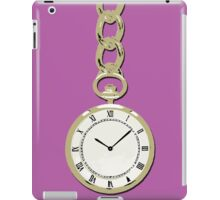 Pocket Watch iPad Case/Skin