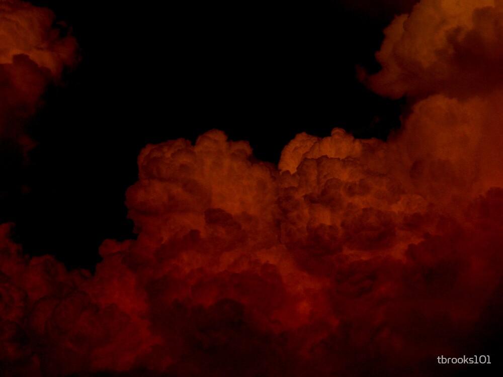 Exsplosin in the sky 2.. by tbrooks101