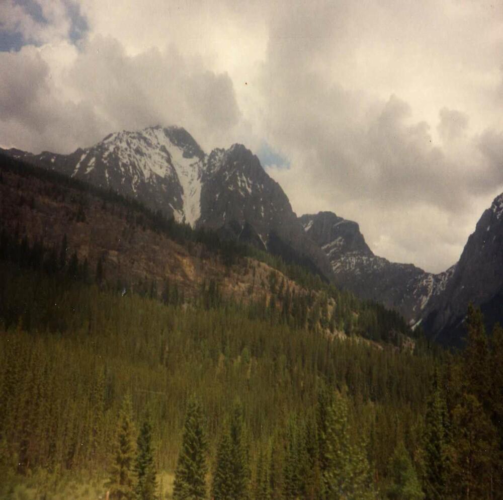 banff national park canada by oilersfan11