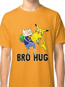 PokeTime Bro Hug Classic T-Shirt