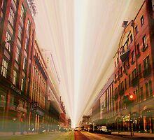 Glassford Street by Kieran Murphy