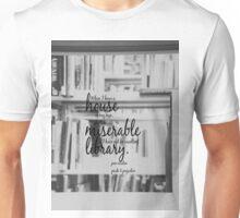 Jane Austen Library Unisex T-Shirt