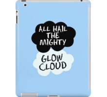 ALL HAIL THE MIGHTY GLOW CLOUD IN OUR STARS iPad Case/Skin