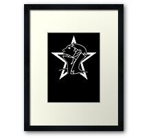 The Sisters of Mercy - The World's End Framed Print