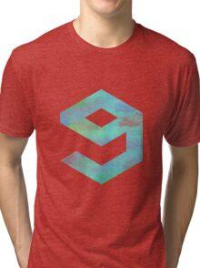 9gag Tri-blend T-Shirt