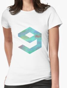 9gag Womens Fitted T-Shirt