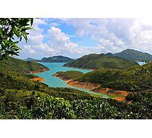 Discovering Eden - Hong Kong, China.  Photographic Print