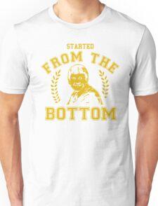 Matthew Lewis - Started from the Bottom Tee  Unisex T-Shirt