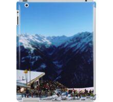 Austrian Winter Landscape iPad Case/Skin