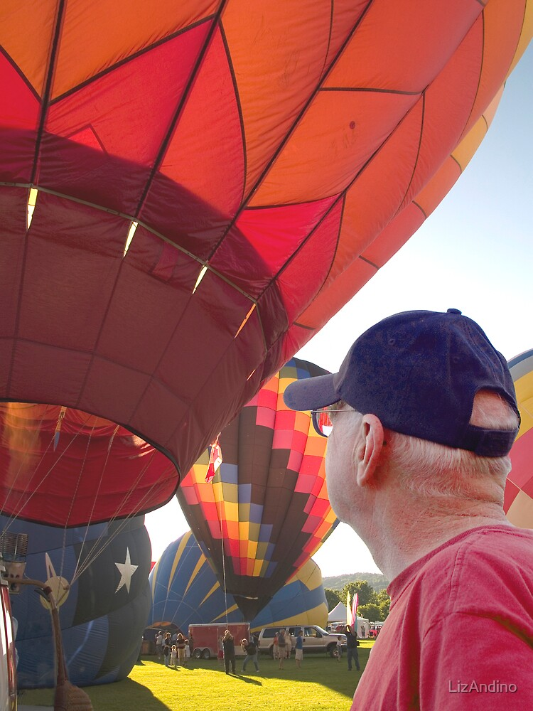 Quechee Balloon Festival 2 by LizAndino