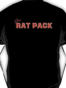 The Rat Pack, Frank Sinatra, Sammy Davis, Dean Martin. T-Shirt
